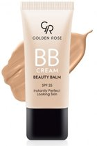 GOLDEN ROSE BB CREAM BEAUTY BALM 5 MEDIUM PLUS