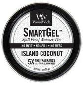 WoodWick® Smart Gel Island Coconut WaxMelt