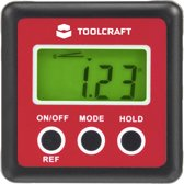 Digitale hoekmeter Toolcraft TO-4988565