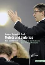 Rias Kammerchor/Akademie Fur Alte M - Motets And Sinfonias
