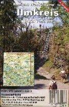 Ilmkreis Rad- und Wanderkarte mit Reitwege1 : 50 000