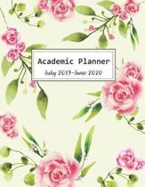 July 2019-June 2020 Academic Planner