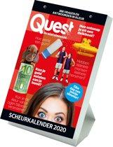 QUEST Scheurkalender 2020