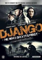 Django: He Who Shoots First (dvd)