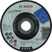 Bosch - Doorslijpschijf gebogen Expert for Metal A 30 S BF, 125 mm, 22,23 mm, 2,5 mm