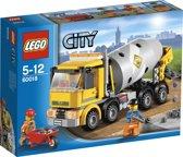 LEGO City Cementwagen - 60018