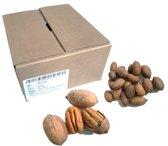 Biologische Pecan noten 1 kg doos