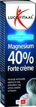 Lucovitaal - Magnesium creme - 75 milliliter - 1 stuk - Spierbalsem