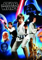 Educa Star Wars - A New Hope - 1500 stukjes