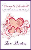 Darcy & Elizabeth: A Pride & Prejudice Variation 8 Book Box Set