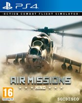 Air Missions Hind - UK/FR