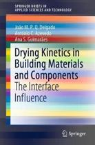 Drying Kinetics in Building Materials and Components