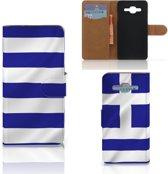 Bookstyle Case Samsung Galaxy J2 2016 Griekenland