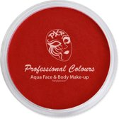 Aqua body & facepaint PXP 10 gr Red FDA&EU compliant