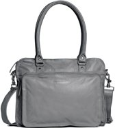 f712cfb08d8 Sticks and Stones - Bilbao Bag - Buff Washed - Light Grey