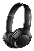 Philips SHB3075 - met extra Bass Draadloze Bluetooth on-ear koptelefoon - Zwart