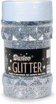 Glitter Darice 110 gram zilver