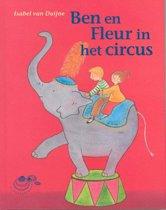 Schelpjes - Ben en Fleur in het circus