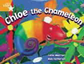 Rigby Star Guided 2 Orange Level, Chloe the Chameleon Pupil Book (single)