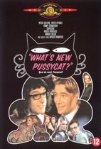 What's New Pussycat (dvd)