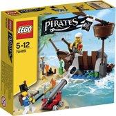 LEGO Pirates Schipbreuk Verdediging - 70409
