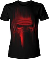 Merchandising STAR WARS 7 - T-Shirt Faded Kylo Ren (L)