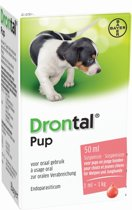 Drontal Pup Ontwormingsmiddel - Puppy - 50 ml