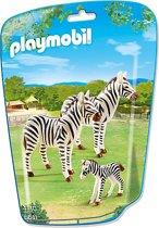 Playmobil Zebrafamilie  - 6641