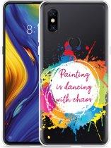 Xiaomi Mi Mix 3 Hoesje Painting