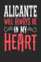 Alicante Will Always Be In My Heart