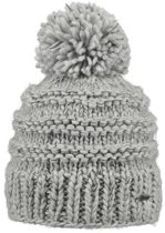 Barts Jasmin Beanie - Muts - One Size - Heather Grey