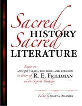 Sacred History, Sacred Literature