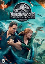 DVD cover van Jurassic World: Fallen Kingdom