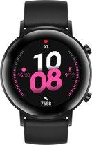 Huawei Watch GT 2 - zwart - fluoroelastomer strap