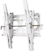 Hama Motion L - Kantelbare muurbeugel - Geschikt voor tv's van 23 t/m 42 inch - Wit