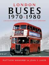 London Buses 1970 - 1980