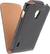 Xccess Flip Case LG Optimus L7 II P710 Black