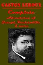 Complete Adventures of Joseph Rouletabille Series