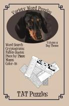 Variety Word Puzzles