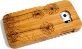 Houten Samsung S7 hoesje - bamboe