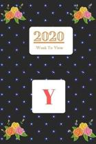 2020 A5 Diary Week To View Planner For All Occasions: - Year Planner For Business, Office, Home, University, College, School, Appointments, Organizer.