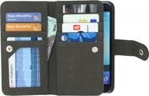 Mobilize All-In-One Wallet Book Case Samsung Galaxy S6 Black