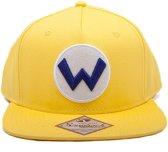 Nintendo - Wario Logo Snapback Cap