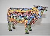 Barcino design mozaiek beeld koe 10 cm