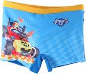 Disney Zwembroek Mickey Mouse Lichtblauw Jongens Maat 104