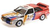 Audi Quattro A2 Sieger Hunsrück Rally 1984 Demuth/Lux 1-18 Minichamps Limited 300 Pieces