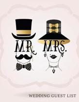 MR Mrs Wedding Guest List