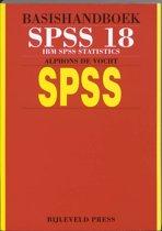 Basishandboek SPSS 18