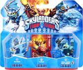 Skylanders Trap Team: Triple Pack - Blades + Gill Grunt + Torch