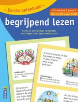Eerste oefenboek begrijpend lezen 1ste leerjaar groep 3